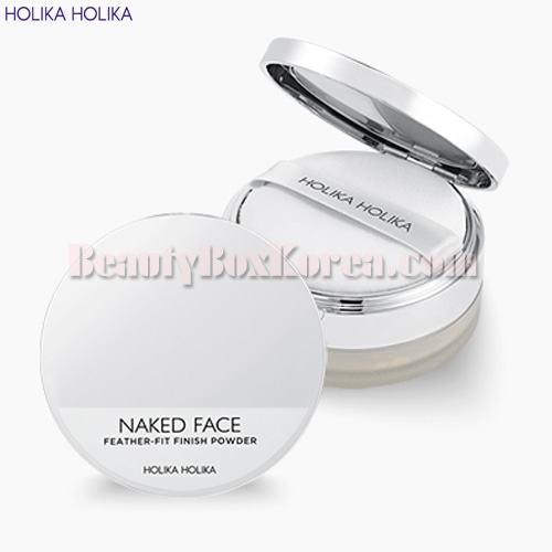 HOLIKA HOLIKA Naked Face Feather-Fit Finish Powder 7g
