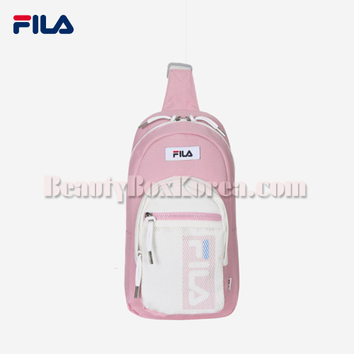 FILA Vertical Linear Sling Bag 1ea