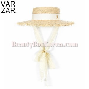 VARZAR Strap Natural Raffia Hat 1ea,Other Brand
