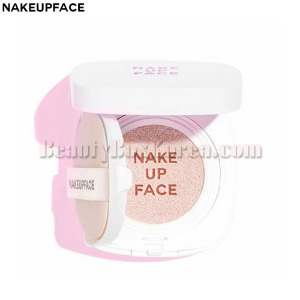 NAKEUPFACE One Night Toneup Cushion 13g*2ea