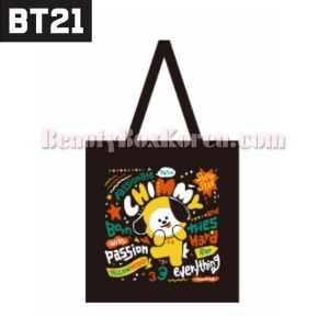 BT21 Black Ecobag 1ea