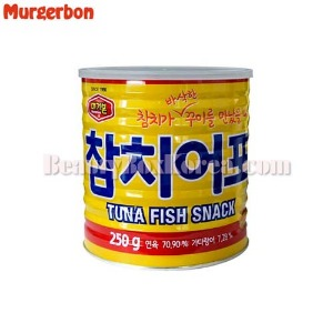 MURGERBON Tuna Fish Snack 250g,Other Brand