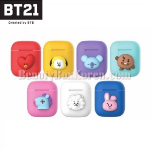 BT21 Airpod Case 1ea [BT21 X ROYCHE]