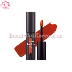 ETUDE HOUSE Colorful Tattoo Tint 3.5g