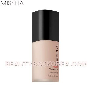 MISSHA Radiance Velvet Foundation SPF30 PA++ 35ml