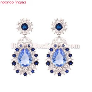NOONOO FINGERS Summer Bell Earrings 1pair