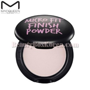 MACQUEEN NEWYORK Micro Fit Finish Powder 9g