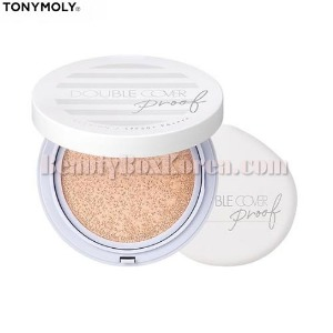 TONYMOLY Double Cover Proof Cushion SPF50 PA++++ 25g