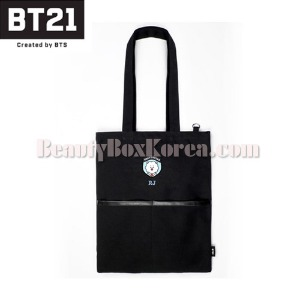 BT21 Pocket Eco Bag 1ea [BT21 x MONOPOLY]