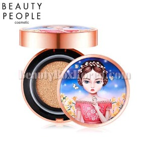 BEAUTY PEOPLE Absolute Lofty Girl Pure Cushion Foundation 18g