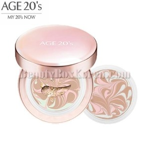 AGE 20'S All New Essence Cover pact XP 12.5g*2ea