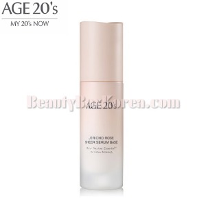 AGE 20'S Jericho Rose Sheer Sebum Base 30ml