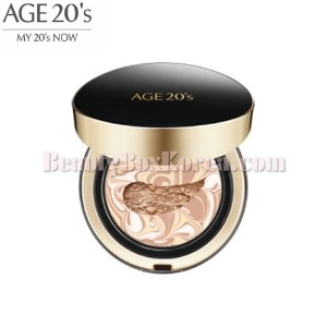 AGE 20'S Signature Essence Cover Pact Intense Cover SPF50+ PA++++ 14g*2ea