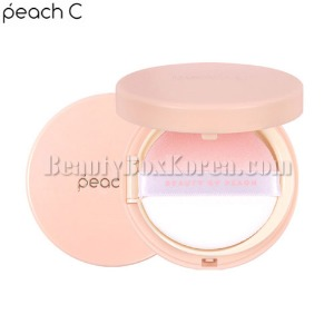 PEACH C Honey Dewy Cushion SPF50+ PA+++ 15g