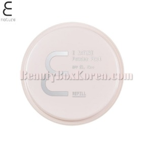 ENATURE Powder pact SPF21 PA++ Refil 27g