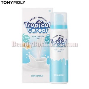 TONYMOLY Tropical Cereal Milk Lasting Fixer 120ml [Sweet Edition]