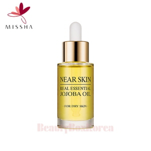 MISSHA Near Skin Real Essential Jojoba Oil 30ml, MISSHA