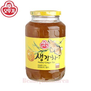 OTTOGI Honey Ginger Tea 500g,OTTOGI,Beauty Box Korea