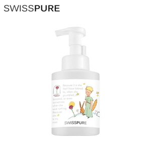 SWISSPURE Rosy Vital Cleansing Bubble Foam (Le Petit Prince Edition) 250ml, SWISSPURE