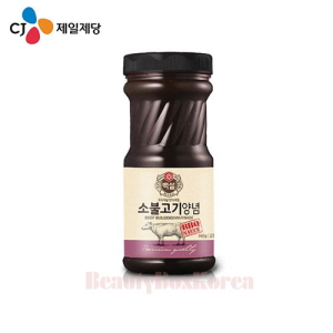 CJ Sauce of Beef Bulgogi Marinade 840g,Beauty Box Korea