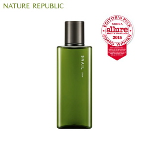 NATURE REPUBLIC Snail Solution Homme Skin 170ml, NATURE REPUBLIC