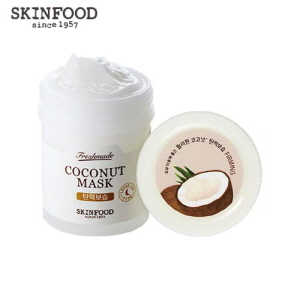 SKINFOOD Fresh made Coconut Mask 90ml, Skinfood
