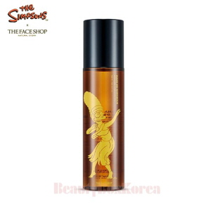 THE FACE SHOP Make Me Gorgeous Bronze Tanning Oil 150ml [The Simpsons]