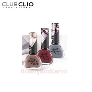 CLIO Nail Styler (Smoky) 13ml [Limited Sale],Beauty Box Korea