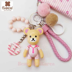 FLABONI 2Kinds Popobe Marin Bear Phone Ring
