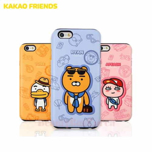 KAKAO FRIENDS Travel Double Bumper Phone Case