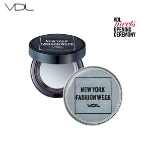 VDL Metal Cushion Foundation Case (2016 New York Fashion Week collection) 1ea[Case only],  VDL