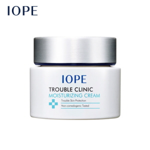 IOPE Trouble Clinic Moisturizing Cream 50ml, IOPE