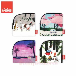 ALL NEW FRAME Mini Pouch Collection E 1ea