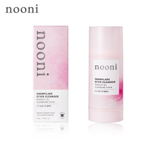 MEMEBOX NOONI Snow Flake Stick Cleanser 36g, NOONI