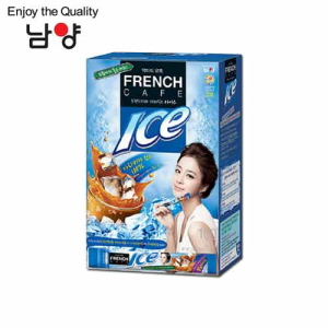NAMYANG French Cafe Coffee Mix Ice 13.2 x 100 Sticks, NAM YANG