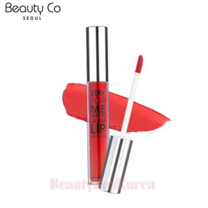 BEAUTY CO SEOUL Stay For Me Matte Glam Lip Lacquer 4ml