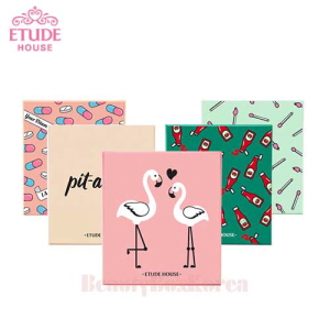 ETUDE HOUSE Eyeshadow 4Color Palette 1ea,ETUDE HOUSE,Beauty Box Korea