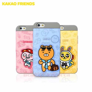 KAKAO FRIENDS Travel Card Bumper Phone Case