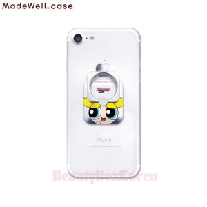 MADEWELL-CASE Power Puff Girls Cutie Ring Bubble
