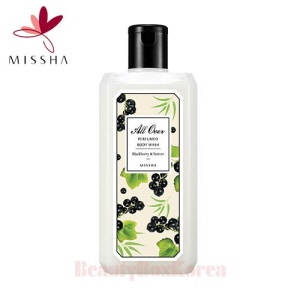 MISSHA All Over Perfumed Body Wash 330ml