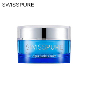 SWISSPURE Aqua Facial Cream 50ml, SWISSPURE