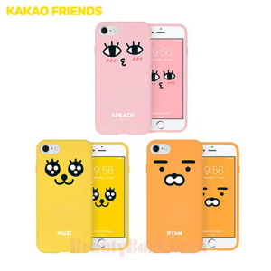 KAKAO FRIENDS Soft Jelly B-Type Phone Case