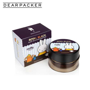 DEARPACKER Black Tea & Black Rose Mask (Miffy) 100ml, DEAR PACKER