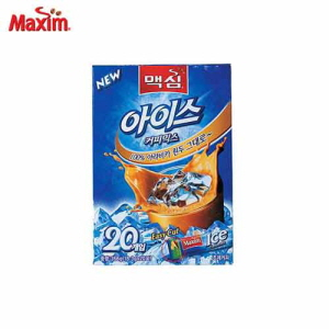 DONGSUH Maxim Ice Coffee Mix 18.3g x 20 Sticks, DONG SUH
