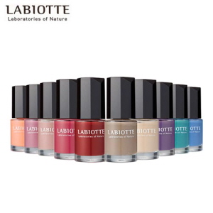 LABIOTTE Petal Affair Water Nail Color 9ml, LABIOTTE