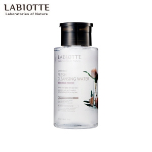 LABIOTTE Marry Eco Fresh Cleansing Water Pink Peony 250ml,LABIOTTE,Beauty Box Korea