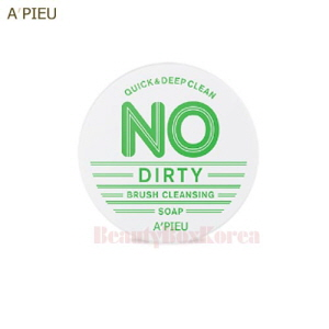 A'PIEU No Dirty Brush Cleansing Soap 47g