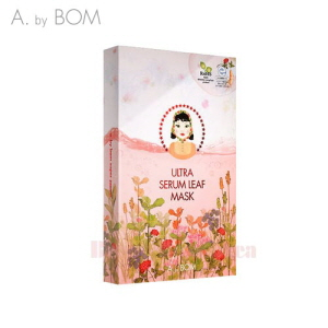 A.BY BOM Ultra Serum Leaf Mask 30ml*5ea