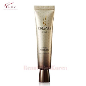 A.H.C. Private Real Eye Cream for Face 30ml