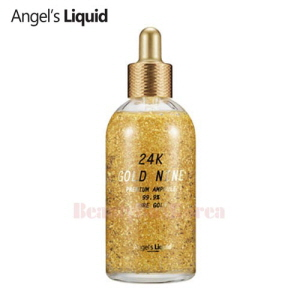 ANGEL'S LIQUID 24K Gold Nine Premium Ampoule Pure Gold 100ml